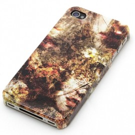 NSSGRAPHICA iPhone5/5S/SEケース「B」