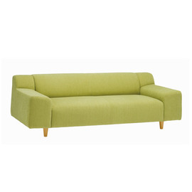IDEE - PLAISIR SOFA Yellow green
