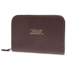 PORTER - Luggage Label Officer Wallet (Available in Black & Brown)