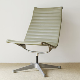 Herman Miller - Charles & Ray Eames Aluminum Group Lounge Chair