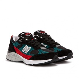 "New Balance - M 9919SCF - Made in England "".9 Pack"" (Black / Red / Teal)"