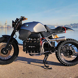 Throttle collective - BMW K