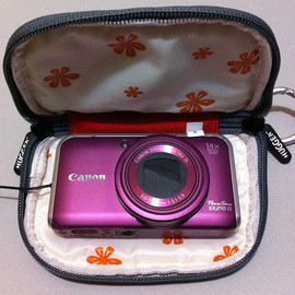Canon - PowerShot SX210IS