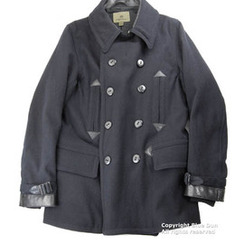 Nigel Cabourn - Military Pea Coat