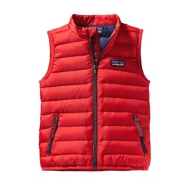 Patagonia - Baby Down Sweater Vest - Red Delicious RDS
