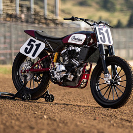 Indian - Scout FTR750