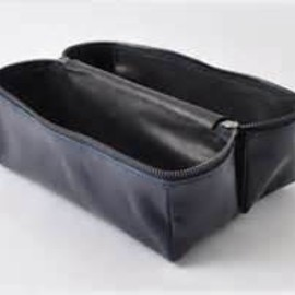 Isaac Reina - Leather Pouch
