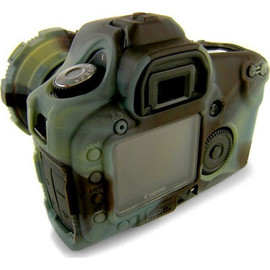 Canon - Camera Armor for Canon 5D - Camouflage