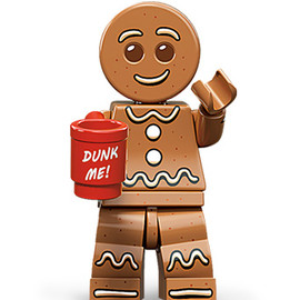 LEGO - Gingerbread Man