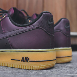 Nike - Air Force 1 Low - Deep Burgundy
