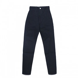 TAKAHIROMIYASHITA The SoloIst - high waisted tapered jean.