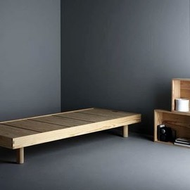 established & sons - crate, bed/ jasper morrison