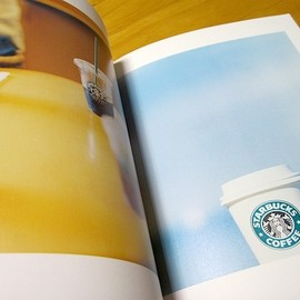 市橋織江 - STARBUCKS ART MAGAZINE&BEVERAG