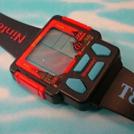 Nintendo - Tetris watch