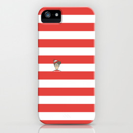 Society6 - Dude.. I'm right here iPhone & iPod Case