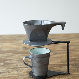 ONE KILN - Coffee dripper / Dripper stand / Cup