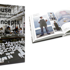 Louise Schouwenberg, Gert Staal, Joost Grootens - House of Concepts, Design Academy Eindhoven