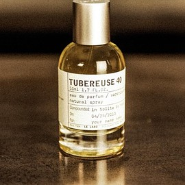 LE LABO - TUBEREUSE 40 - eau de parfum - City Exclusive