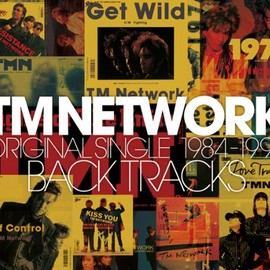 TM NETWORK - TM NETWORK ORIGINAL SINGLE BACK TRACKS 1984-1999