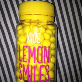 Nice Lemon Smiles - Aldo Cruz