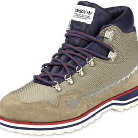 adidas - Hike Boot shoes light twine/new navy