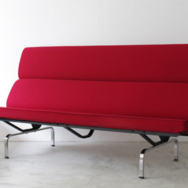 Herman Miller - Sofa Compact by Charles & Ray Eames