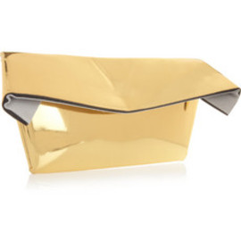 Maison Martin Margiela - metallic clutch