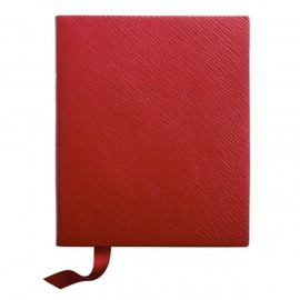 SMYTHSON - Premier Diary in Red