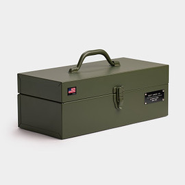 "Best Made Company - The 15"" Toolbox - Olive Drab"