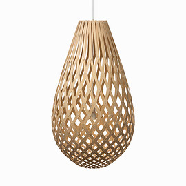 Floral 600 Bamboo Suspension Lamp
