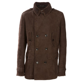 GUCCI - Leather Coat - Al Duca D'aosta