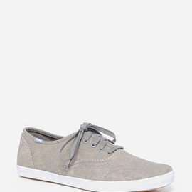 Keds - Champion Canvas Brogue 3 Sneakers