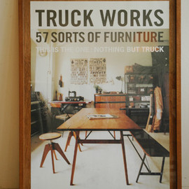 TRUCK FURNITURE - ポスター SUTTO TABLE