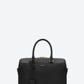 SAC DE JOUR SOFT LEATHER BAG (BLACK)