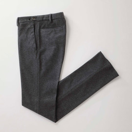 INCOTEX - Gray wool pants