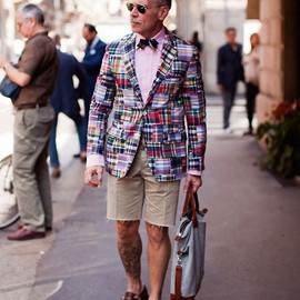 nickwooster - styling