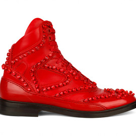 Givenchy - 2012 Fall Hightop Hybrid Shoe