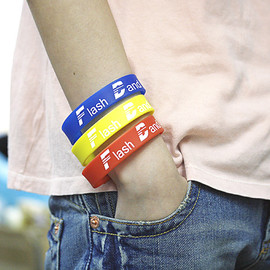 USB Flash Drive Wrist Band