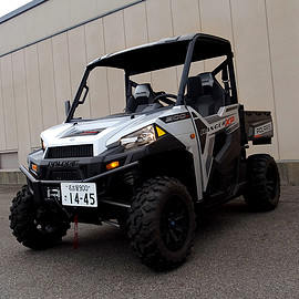 POLARIS - RANGER XP 900