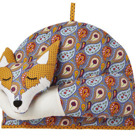 Ulster Weavers - Fox Shaped Tea Cosy by Ulster Weavers - product images