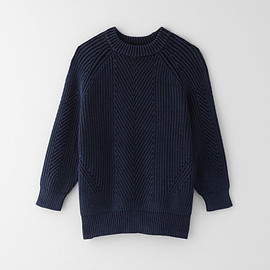 Steven Alan - CHELSEA COTTON RIB SWEATER
