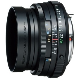 PENTAX - FA43mm F1.9 Limited Black