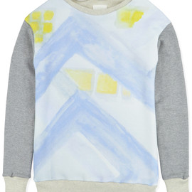 wed - 【wed】SNOW LIGHT SWEAT PULL OVER