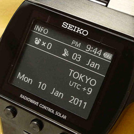 SEIKO - Industry design (watch)