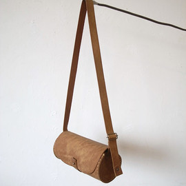 AUTTAA - round shoulder bag