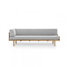 MOMO NATURAL - DAY SOFA 3P COUCH L