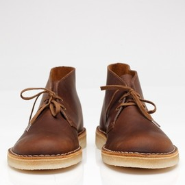 Clarks - Desert Boot In Beeswax