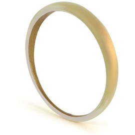 Alexis Bittar - Skinny Tapered Bangle Gold