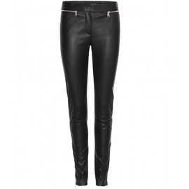 Alexander McQueen - Skinny leather trousers