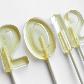 VintageConfections - New Year 2012 Champagne toast